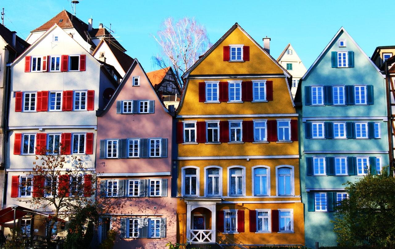 Рост цен отмечается на жилье в Германии